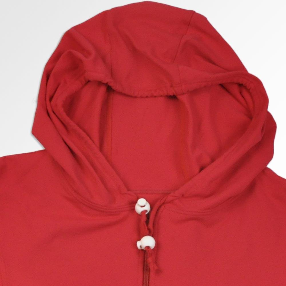 chaqueta lycra roja